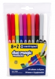 Fixy Centropen DUOMAGIC 8ks+2ks